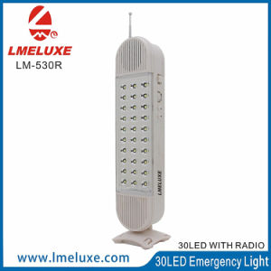 SMD LED Rechargeable Emergency Lighting with Radio pictures & photos
