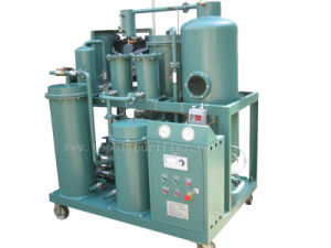 Vacuum Compression Oil Lubricating Oil Freezer Oil Filter Machine (TYA) pictures & photos