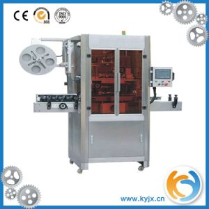 Automatic Shrink Sleeve Labelling Machine for Whole Packing Machine pictures & photos