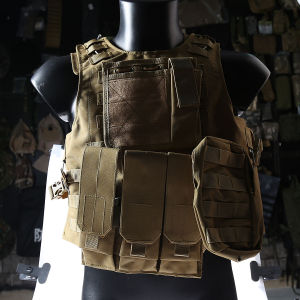 Usmc Molle Combat Assault Plate Carrier Vest Amphibious Tactical Vest pictures & photos