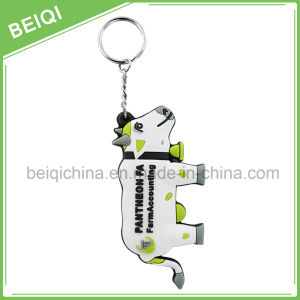 Custom 3D Soft Plastic Rubber PVC Keychain pictures & photos