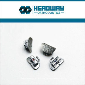 High Quality Wide Entrance Dental Orthodontic Bucal Tube pictures & photos