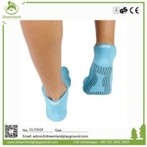 Make Your Own Happy Baby Children Anti-Slip Trampoline Socks pictures & photos