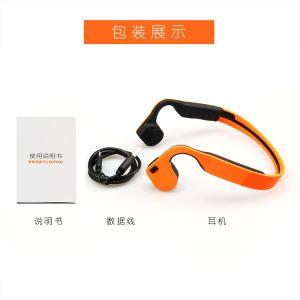 Newest Fashion Neckband Wireless Bone Conduction Headphones Running/ Sports Bluetooth pictures & photos