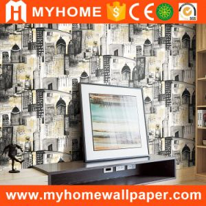 City View Beautiful Modern 3D Home Wallpaper From Guangzhou pictures & photos