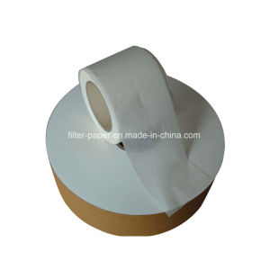 High Quality Heat Seal Tea Filter Paper in Roll pictures & photos