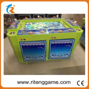 Six Seats Skill Fish Game Machine pictures & photos