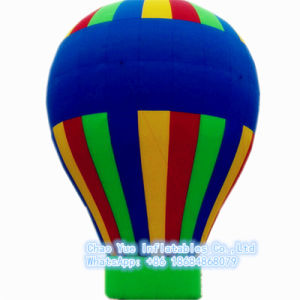 Outdoor Customized Giant Inflatable Ground Balloon for Advertising pictures & photos