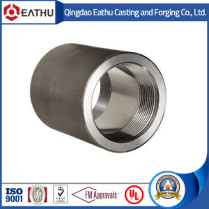 ANSI B16.11 Forged Steel Pipe Fittings, Full Couplings, Half Couplings pictures & photos