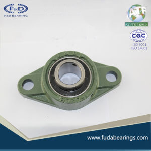 UCFL207 Chrome Steel Grey Cast Iron Housing Pillow Block Bearing for Agricultural Machinery pictures & photos