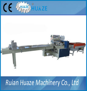 Biscuit Shrink Wrapping Machine, Automatic Shrink Packaging Machine pictures & photos