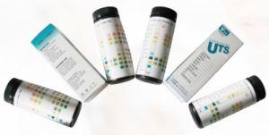 Hua-100 Medical Urine Analyzer Urine Test Machine with Strip pictures & photos
