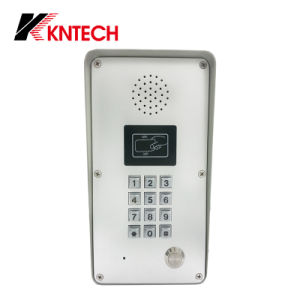 VoIP Door Stations Phones Knzd-51 SIP Voice Doorphone pictures & photos