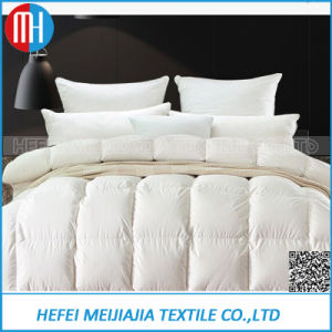High Quality 100% Cotton Goose /Duck Down Comforter pictures & photos