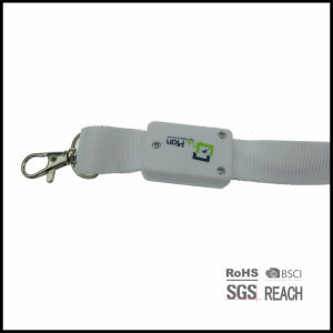 Personalised LED Flash Light-up Neck Strap Event Detachable Lanyard pictures & photos