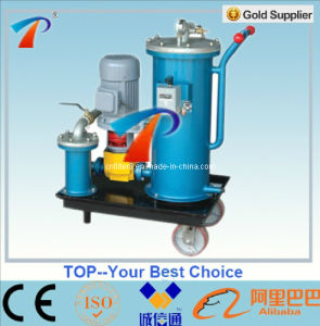 Stainless Steel Hand Held Oil Filtration Machine (JL--II-100) pictures & photos