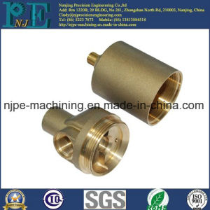 Custom Good Quality Brass Casting Part pictures & photos