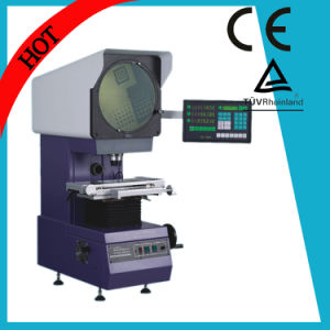 High Precision Optical Profile Projector for Contour Inspection pictures & photos