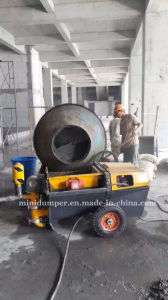 Professional Cement Mortar Sprayer/Concrete Shotcrete Spraying pictures & photos
