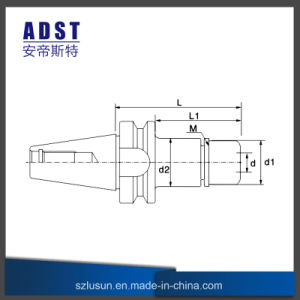 High Performance Bt-Sk Collet Chuck Tool Holder for CNC Machine pictures & photos