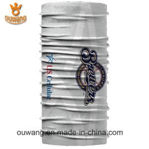 Good Price Custom Digital Printing Polyester Tubular Bandana pictures & photos