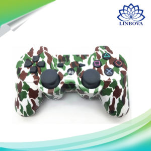 Bluetooth Wireless Video Game Controller for PS3 Game Console pictures & photos