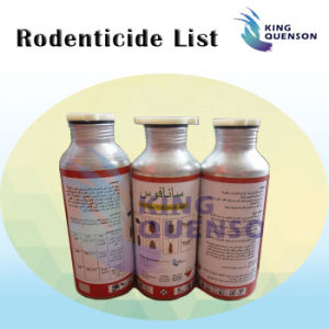 King Quenson Agrochemical Customized Label Products Rodenticide List pictures & photos