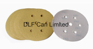 Abrasive Disc for Sanding (Yellow) pictures & photos