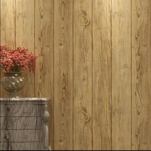 Wood 3D Wall Paper pictures & photos