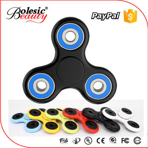 2017 Trending Products Ceramic Bearing Fidget Spinner ABS Tri-Spinner Desk Focus Toy pictures & photos