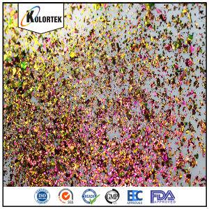 Irregular Chameleon Flakes Pigment, Chromaflakes Nail Pigment pictures & photos