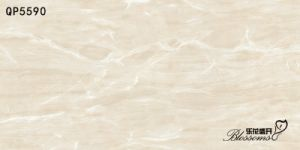 Fully-Polished Porcelain Marble-Look Thin Tile (600X1200X5.0) pictures & photos