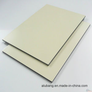 Good Flexibility Aluminum Composite Panel (ALB-021) pictures & photos