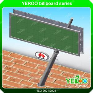 Slanted Column Billboard-Outdoor Billboard Frame-Advertising Board pictures & photos