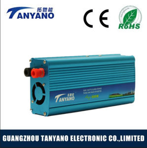 500W DC to AC off Grid Blue Pure Sine Wave Inverter