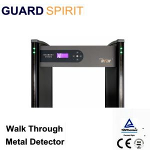 18 Zone Security Inspection Device Archway Metal Scanner (XYT2101S) pictures & photos