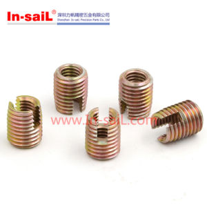302 Series Self-Tapping Threaded Insert pictures & photos