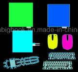High Brightness EL Sheet 5*5cm EL Backlight pictures & photos