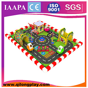 2016 New Kids Play Station Playgtround Hot Sale Playground pictures & photos