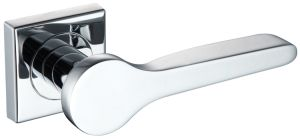 Hot Zinc Alloy Door Lock Handle (Z0-0112CP)