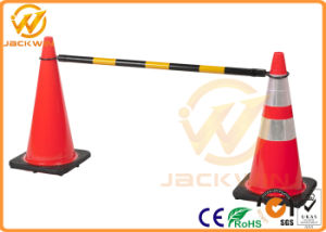 2.13m / 3.13m Double Sides Expand Traffic Retractable Cone Bar pictures & photos
