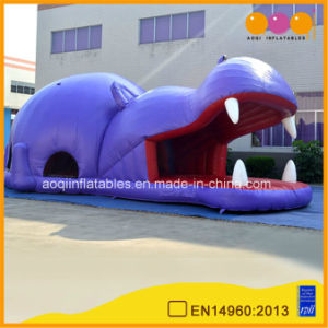 Vivid Hippo Inflatable Jumping Bounce (AQ02309) pictures & photos