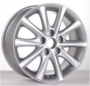16*6.5 Inch Alloy Wheel with PCD 5X100 pictures & photos