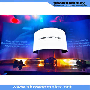 High Refresh Rate of Outdoor Full Color LED Video Display for Car Promotion (p6) pictures & photos