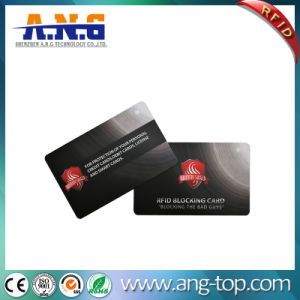 High Frequency Protection LED RFID Protection Card pictures & photos
