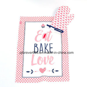 2016 Newest Custom Kids Aprons for Dine Play pictures & photos