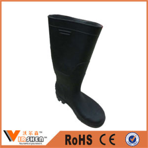 PVC Industry Footwear Safety Boots Rain Boots pictures & photos