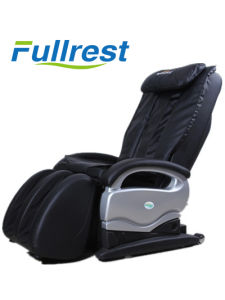 Brand New Luxury PU Leather Recliner Massage Chair pictures & photos