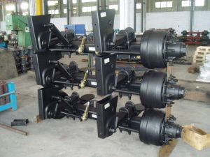 13t Air Suspension Lift Axle for Trailer pictures & photos