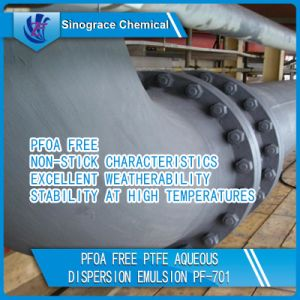 Pfoa Free PTFE Aqueous Dispersion Emulsion (PF-701) pictures & photos